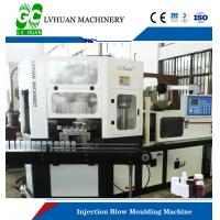 High Precision Injection Blow Moulding Machine , Water Bottle Blow Molding Machine Manufactures