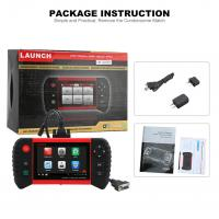 Launch CRP Touch Pro OBD2 Scanner Full System Diagnostic Tool with 5.0 Android Touch Screen, WIFI, Battery Registration Manufactures