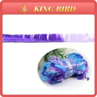 Raw or dyed Fancy Knitting Yarns With polyester / chenille knitting yarn Manufactures