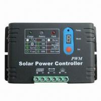 15 to 20A Solar Charge Controller with 12/24V Auto Identified  Manufactures
