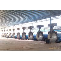 Glass / Brick Industrial Concrete Autoclave Φ2.68M / AAC Block Equipment Manufactures