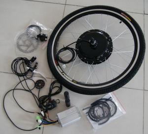 RH205 1000W electric wheel brushless hub motor Manufactures