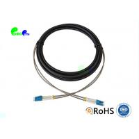 Buy cheap LC To LC Duplex Outdoor CPRI Optic Fiber Patch Cable OS1 / OS2 / OM1 / OM2 /OM3 from wholesalers