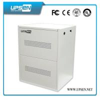 IP55 Metal Cabinet Battery, Customized Battery Cabinet for All Size Manufactures
