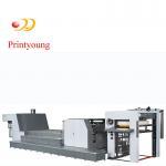 Carton Box Flexo Printing Glazing Machine WIth Ceramic Anilox for Paper Printer Manufactures