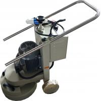 1500 RPM Concrete Floor Grinder 220V /380V Epoxy Ground Grinding Machine Manufactures