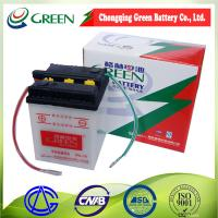 6N4-2A China Chongqing Green 6v 4ah rechargeable lead acid battery,6v motorcycle battery Manufactures
