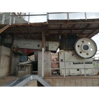 China Low Noise PE Jaw Crusher Primary Stone Crushing Machine Long Service Life on sale