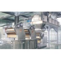 Electric Instant Noodle Processing Line, 3 - 5T Weight Noodles Manufacturing Machine