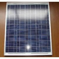 45W Solar Panel Poly Crystalline Silicon Photovoltaic PV Cell used for PV Solar Home System Manufactures
