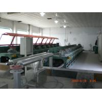 Stainless Steel Wire Drawing Die Polishing Machine With Pneumatic Break / EM Break Manufactures