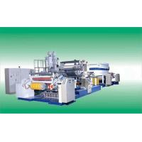 China Plastic Film Extruder Coating And Laminating Machine Excellent Coating Adhesion on sale