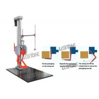 Drop Height 200 Cm 85kg Lab Drop Tester With CE Marking Meet ISTA Standard Manufactures