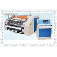 China corrugate paperboard automatic fingerless single facer machine on sale