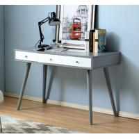 European Vintage Computer Writing Desk And Hutch For Home / Office Manufactures