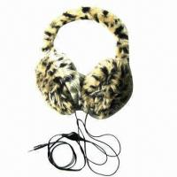 Ear muff, made of 100% polyester Manufactures
