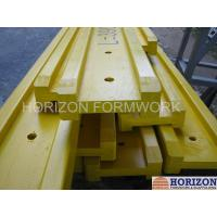 High Rigidity H20 Timber Beam , Sturdy Wood Timber Beams Building Construction​​​ Manufactures