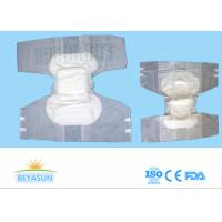 Sticky Tape Adult Sized Baby Diapers For Old Persons , High Absorption