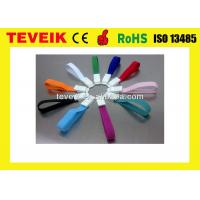 China Environment Friendly Disposable Latex Free Medical Tourniquet Medical Splint on sale
