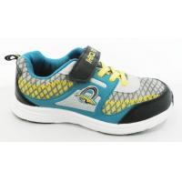 Spring Blue Trail Running Shoes PU Upper EVA Outsole for Kids Manufactures