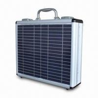 Universal Solar Charging Case for Emergency Power Backup, Lightweight Aluminum Alloy, Ready to Use Manufactures