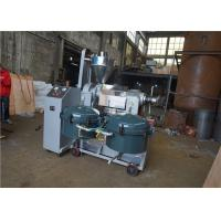 20.4Kw Coconut Press Machine , Sesame Oil Extraction Machine Improved Manufactures
