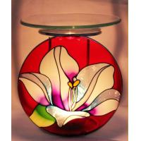 Unique colored glass candle holder Precious Moments Ornaments for home decoration Manufactures