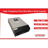 Multi Function 220V / 230VAC Solar Energy Inverter Pure Sine Wave Inverte SSP3118C Manufactures