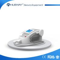 portable 4000000 shots Diode laser 800~810nm best permanent hair removal machine Manufactures