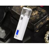 Rechargeable Electronic Skin Care Devices Handy Nano Facial Mist Sprayer With Power Bank Manufactures