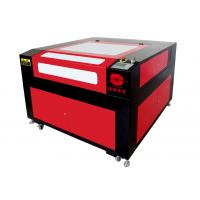 China Red CNC Small Wood Laser Cutting Machine Engraver 180w / 300w 4 Head on sale