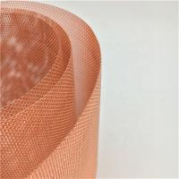Wear Resistant Copper Wire Mesh For Aerospace / Information Industry Manufactures