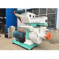 MZLH350 Ring Die Sawdust Pellet Mill For Biomass Fuel Pellets Making Manufactures