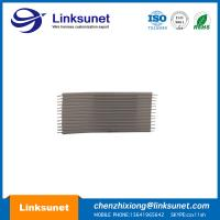 UL2651 - 26AWG 2.54MM Pitch Flat Ribbon Cable Gray Custom 0.1 - 10M High Voltage Manufactures