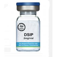 China Healthy Peptides Bodybuilding Hormone Delta Sleep-inducing Peptide DSIP 2mg/vial,CAS 62568-57-4 on sale