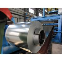 Passivating / Oiling Galvanized Steel Coil For Industry for sale