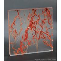 3mm Marble Decorative Acrylic Wall Panels , Colored Acrylic Sheets Manufactures