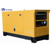 Quality 4 Cylinder 20 - 30 kVA 20kW Weichai Diesel Generator 3 Phase Welding Generating for sale