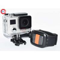 Dual Screen 2.0 LCD FHD 1080p Action Camera WIFI On Helmet Outdoor Activities Manufactures