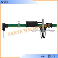 Green / Orange Wire Rope Hoist PVC HFP56 Powerail Conductor Bar Systems Manufactures