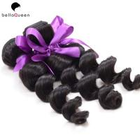 Black Women Use Double Virgin Remy Human Hair Weaving / Real Human Hair Manufactures