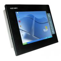IP65 Cheap 15 Inch Industrial LCD Monitor with 5 wire touchscreen VGA+DVI Manufactures