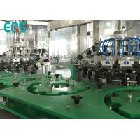 Automatic 4 In 1 Glass Bottle Beer Carbonated Drink Filling Machine SUS304 10000 BPH Manufactures