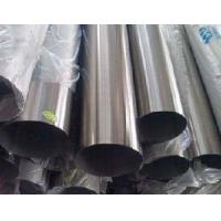 316 / 316L / 316Ti Round Stainless Steel Welded Pipe , Thick Wall SS Tubes Manufactures