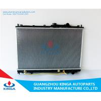 Durable Mitsubishi Lancer 92-94  AT PA16mm Auto Car Radiator Aluminum Manufactures