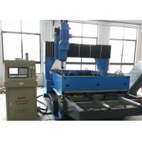 China CNC H Beam Drilling Machine With FARGO CNC Powerful Controlling System on sale