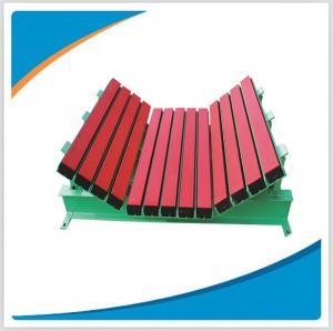 China UHMWPE Plastic Rubber Conveyor Impact Bar impact bed impact cradle on sale