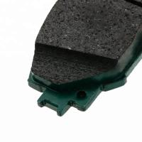 Prolonged Wear Automotive Brake Pads 04465-12610 No Dust Wear - Resistant Manufactures