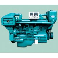 Electric Turbocharging Water-Cooled Marine Diesel Engines With Direct Injection Manufactures