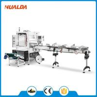 700 Kg Paper Cup Forming Machine , 0.6 Mpa Air Request Cup Packing Machine Manufactures